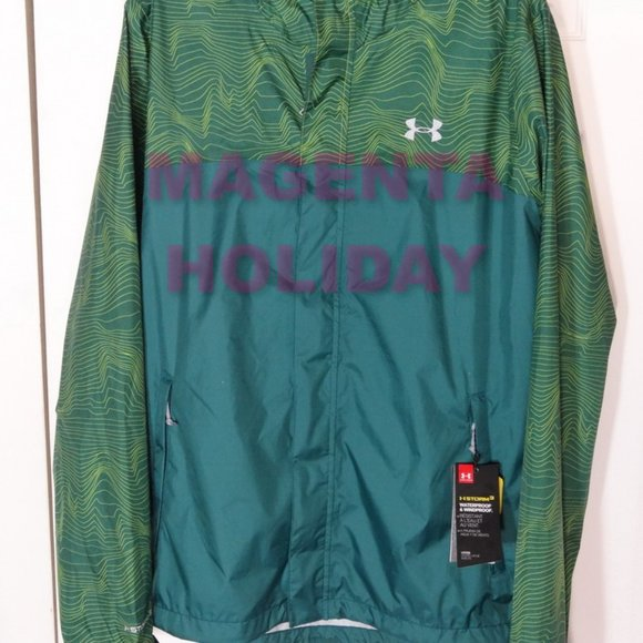 BRAND NEW! FREE SHIP!! Under Armour Jacket Men's L